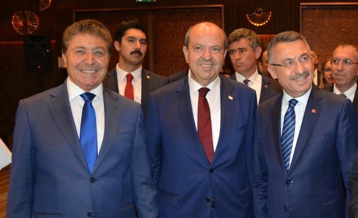"""Üstel: """"Türkiye ile etkin tanıtım ve pazarlama politikası oluşturuyoruz"""""""