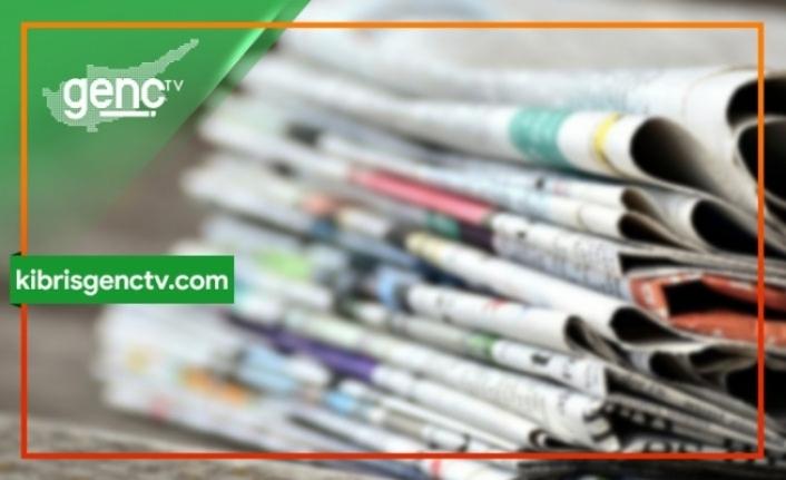 KKTC Gazetelerinin Spor Manşetleri - 14 Ekim 2019