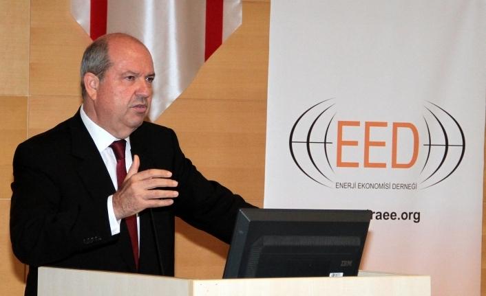 Başbakan  Enerji Sempozyumunda konuştu