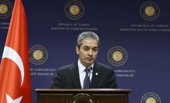 Aksoy'dan AB'ye 'Libya mutabakatı' tepkisi