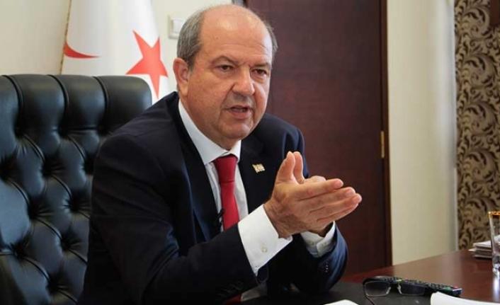 """Başbakan Tatar: """"Cumhurbaşkanı sadece müzakereci değil"""""""