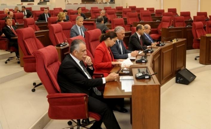 Başbakanlık bütçesi Genel Kurul'da