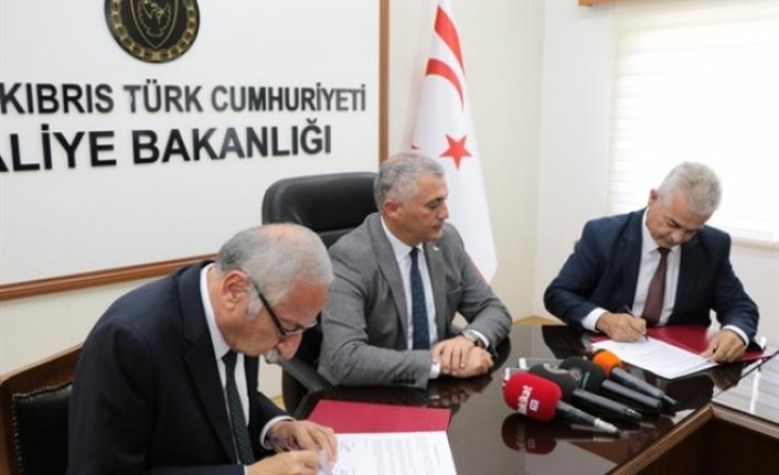 Maliye Bakanlığı ile Girne Belediyesi arasında protokol