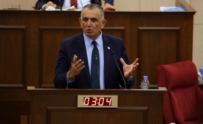 """Çavuşoğlu: """"Belediye sayısı 12 olmalı"""""""