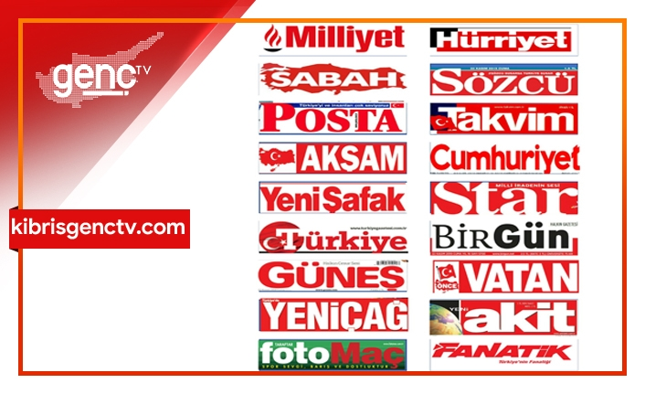 Türkiye Gazetelerinin Manşetleri - 23 Ocak 2020