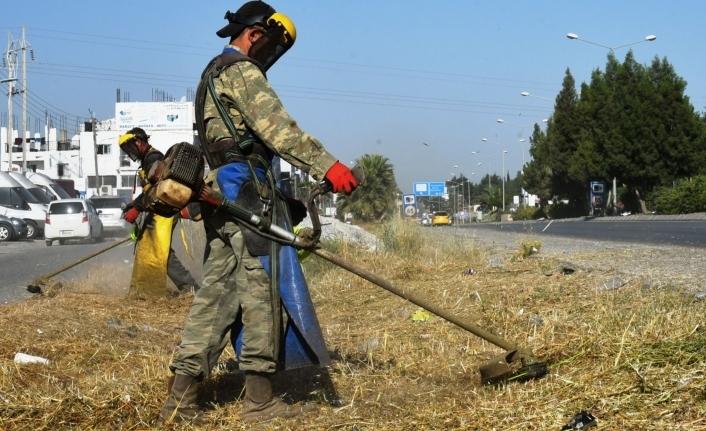 Lefkoşa'da bölgesel temizlikler haziran'da başlıyor