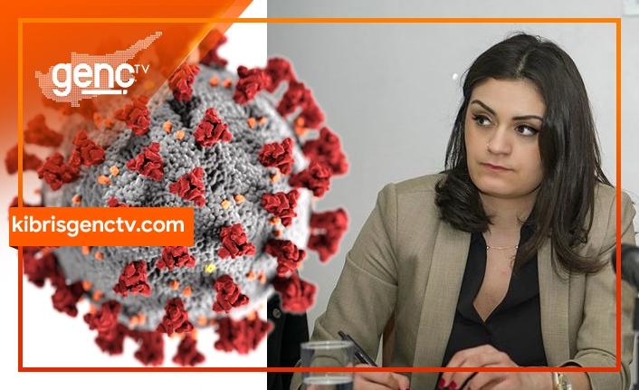 """Nafiya Horozoğlu: """"Son 1 haftada, İngiltere'de Covid-19 sebebiyle vefat eden Kıbrıslı olmadı"""""""