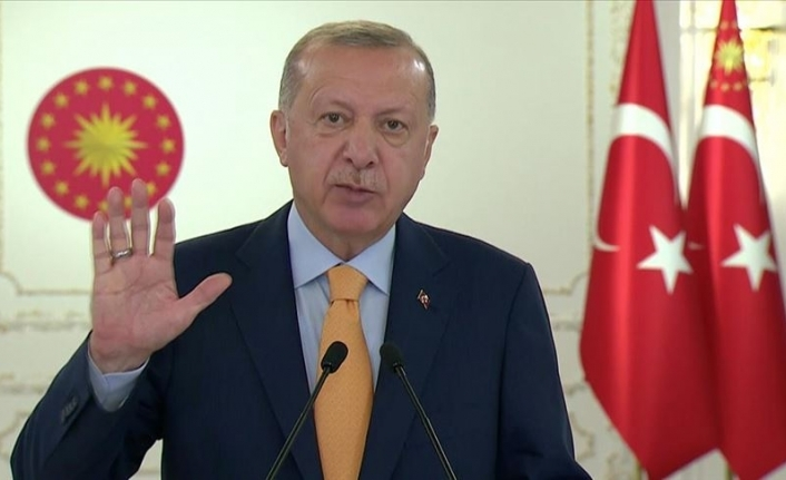 """""""Kıbrıs Türk halkının güvenliği ile Ada'daki tarihsel ve siyasi haklarını kalıcı biçimde teminat altına alacak her çözümü destekleyeceğiz."""""""