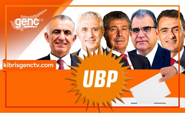 UBP'de Kurultay heyecanı