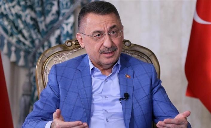 """Oktay: """"Aynı şeylerin Kıbrıs'ta yaşanmasına biz müsaade etmeyeceğimizi ifade ettik"""""""