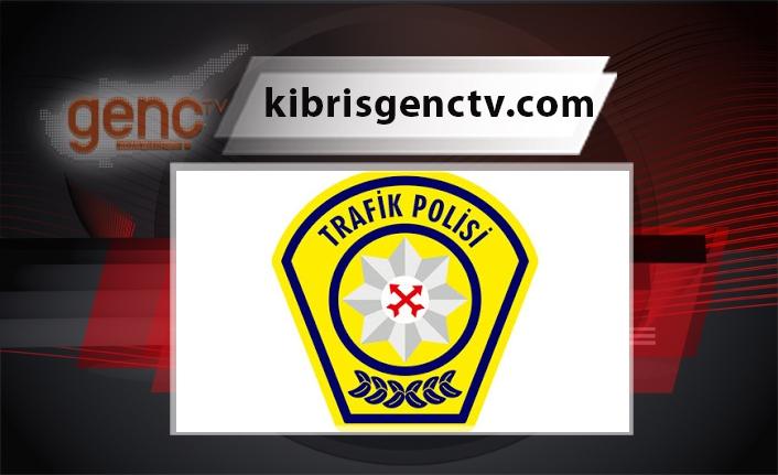 Trafik kazası...1'i çocuk olmak üzere 2 kişi yaralandı