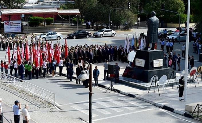 """Atatürk'ü Anma, Gençlik ve Spor Bayramı"""", KKTC'de de kutlanacak"""