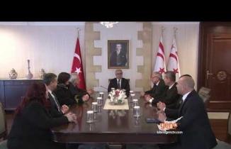 Başsavcı Yardımcısı Cumhurbaşkanı Huzurunda Yemin Etti