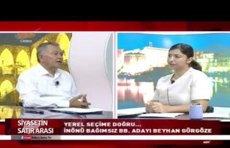 Beyhan GÜRGÖZE - Muazzez GAZİHAN. Kıbrıs Genç Tv. 11.06.2018