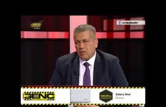 Er Meydanı & Gazi Mağusa Belediye Bşk İsmail ARTER 05.06.2018