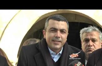 Girne'de Mahkemelerde Grev