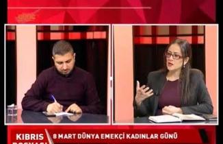 Kıbrıs Dosyası - 08.03.2019
