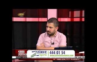 Kıbrıs Dosyası & Mağusa Bağımsız Bld Bşk Adayı Ulaş GÖKÇE 07.06.2018