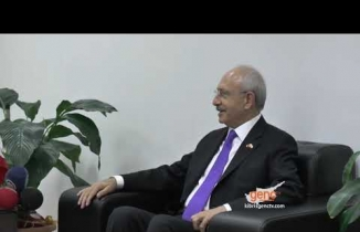 Kılıçdaroğlu, Erhürman,Denktaş ve Özyiğit tarafından kabul edildi