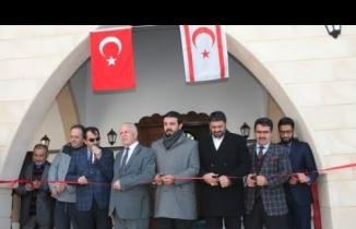 Sanayi Bölgesinde Yapımı Tamamlanan Camii Hizmete Açıldı