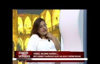 Siyasetin Satırarası & Emine EKSOZ ve Erhan ONURALP 13.06.2018